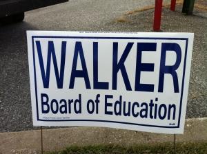 Larry Walker for Board of Education (2010)