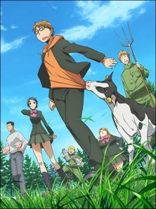 Silver Spoon: Yugo Hachiken and his classmates