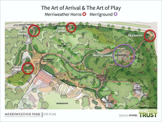 Revised Merriweather Park plan